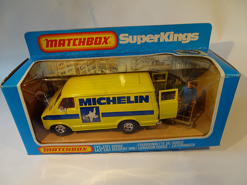 Dodge 'Michelin' Delivery Van by Matchbox Super Kings