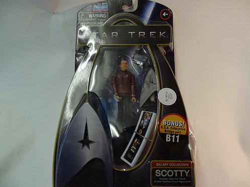 Scotty figure from Star Trek by Playmates