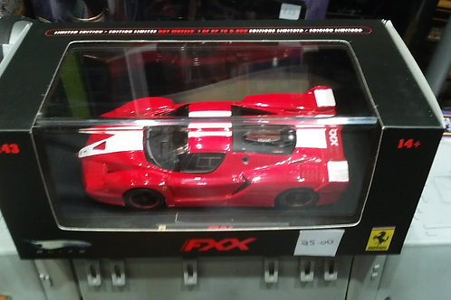 Hot Wheels Elite Ferrari FXX
