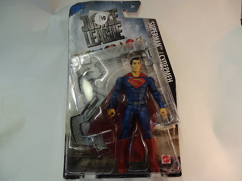 Superman figure from Justice League by DC Comics/Mattel