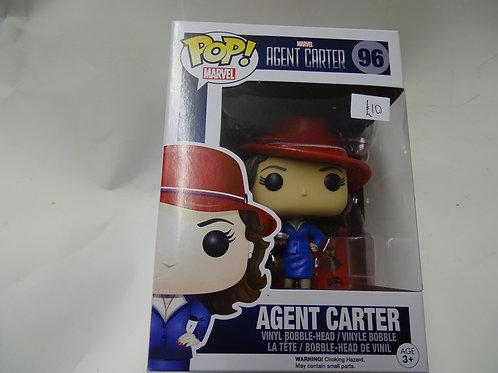 Agent Carter 'Pop Marvel' figure - Marvel Agent Carter