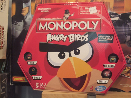 Angry Birds Monopoly.
