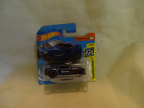 '18 Camaro SS by Hot Wheels - HW Speed Graphics