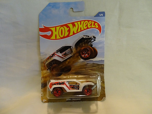 Dune Crusher by Hot Wheels