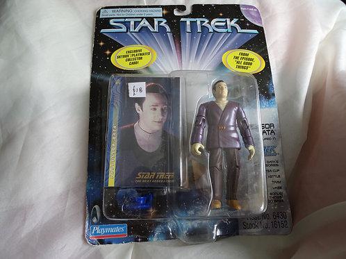 Professor Data figure from Star Trek