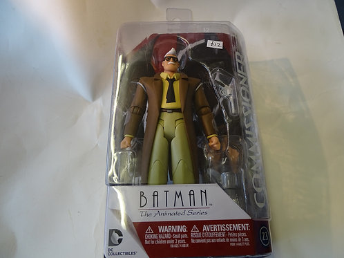 Commissioner figure from Batman The Animated Series