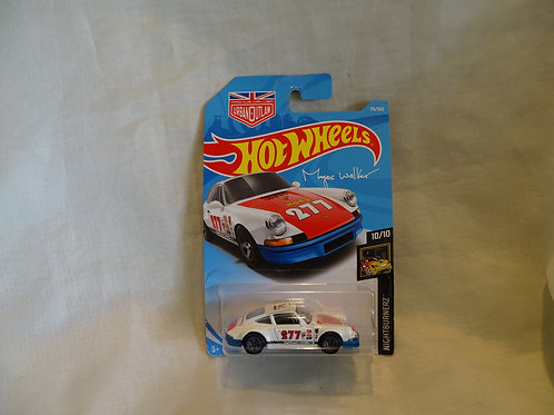 1971 Porsche 911 by Hot Wheels - Nightburnerz