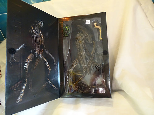 Ultimate Edition alien from Alien 3, action figure by Neca