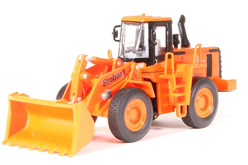 Stobart Rail Doosan Excavator 4664103 model