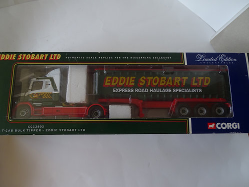 Eddie Stobart - Scania T-CAB Bulk Tipper, diecast 1:50 model
