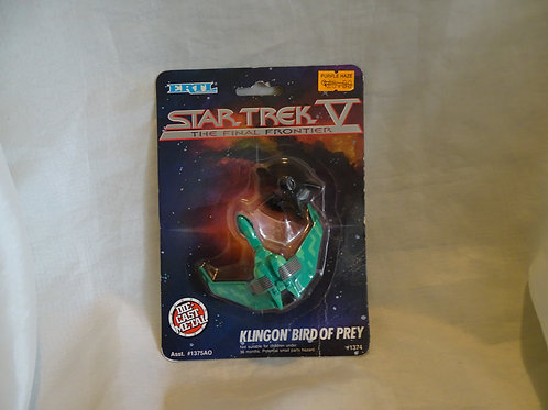 Klingon Bird of Prey from Star Trek by Ertl