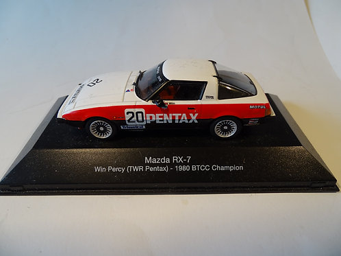 Mazda RX-7 - British Touring Car Championships model
