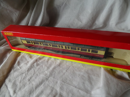 Hornby 00 Gauge R4242 BR (Ex GWR) Composite Coach