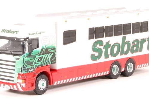Eddie Stobart Scania Horsebox Polo Team 4649108 model