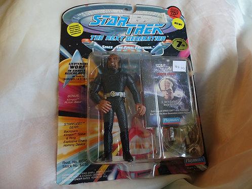 Worf 'The Next Generation' figure