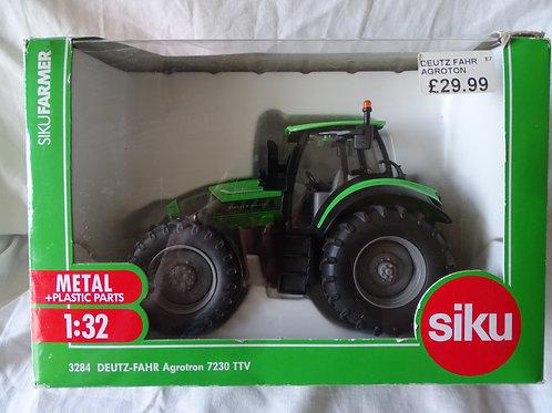 Deutz-Fahr Agrotron 7230 TTV tractor - Siku