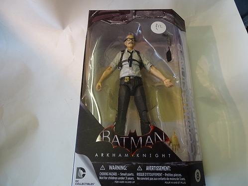 Commissioner Gordon figure from Batman Arkham Knight