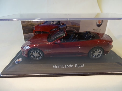 Maserati Grancabrio Sport by Whitebox