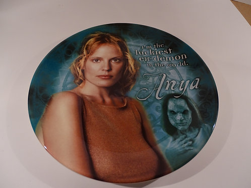 Buffy the Vampire Slayer, Anya plate, Limited Edition