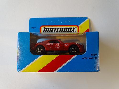 Matchbox AMX Javelin car 'Dr Pepper' boxed