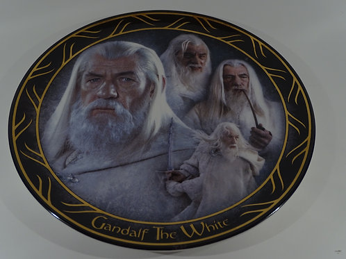 Lord of the Rings, Gandalf plate, Limited Edition