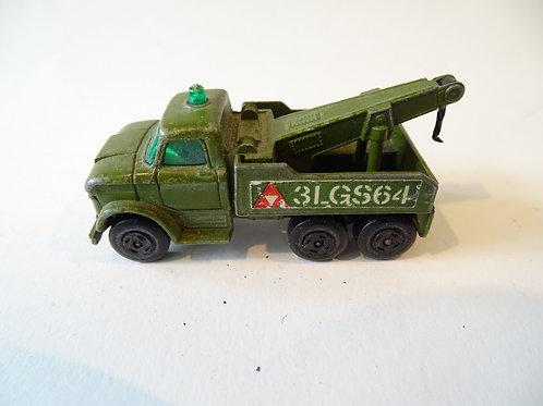 Matchbox Wreck Truck by Lesney