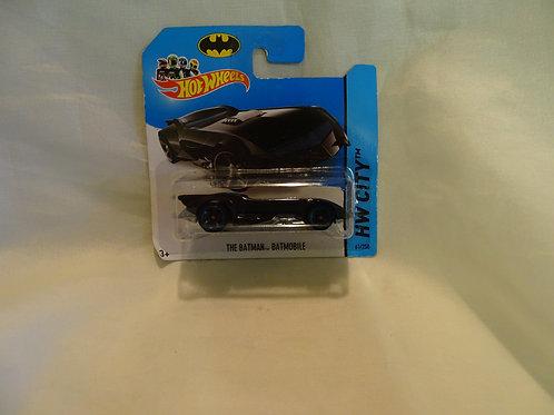 The Batman Batmobile by Hot Wheels from Batman - HW City