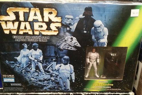 Star Wars Escape the Death Star Board Game