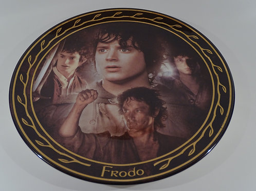 Lord of the Rings, Frodo plate, Limited Edition