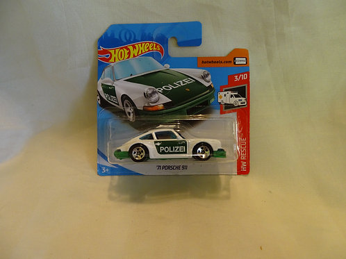 '71 Porsche 911 by Hot Wheels - HW Rescue