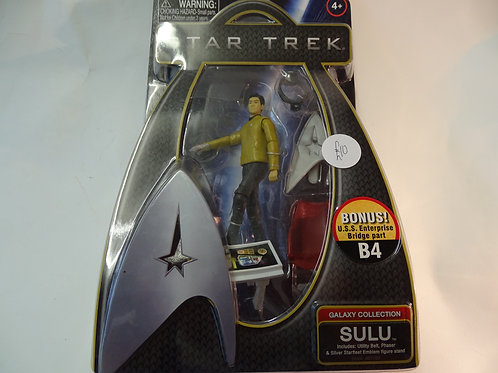 Sulu figure from Star Trek by Playmates