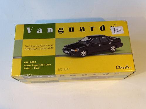 Vanguards Subaru Legacy RS Turbo diecast model