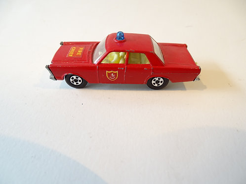Matchbox Ford Galaxie by Lesney