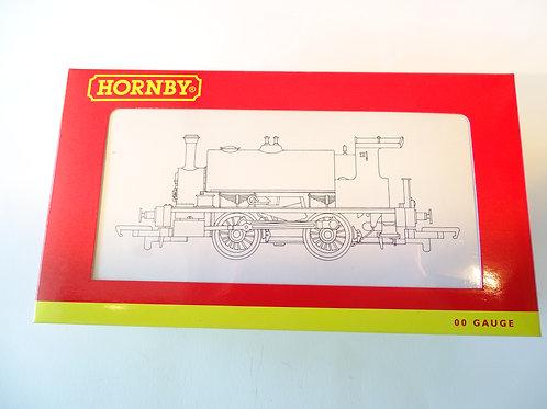Hornby 00 gauge R3292 BR black 0-4-0 Loco