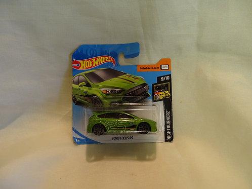 Ford Focus RS by Hot Wheels - Nightburnerz