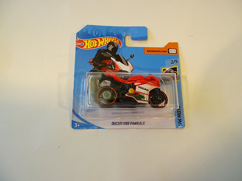 Hot Wheels 'Ducati 1199 Panigale'