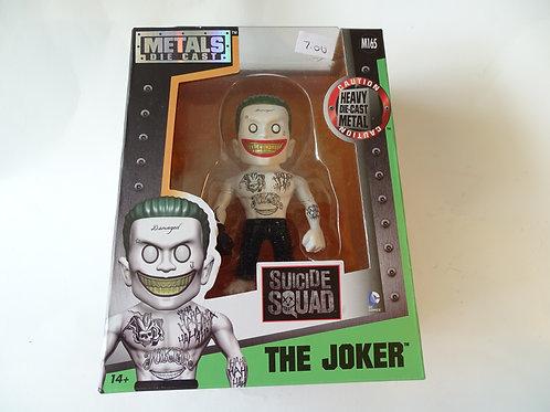 "Suicide Squad The Joker 4"" metal figure"