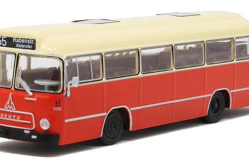Magirius-Deutz Saturn 11-Hamburg 4642118 model bus