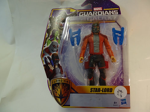 Star-Lord figure from Guardians of the Galaxy by Hasbro