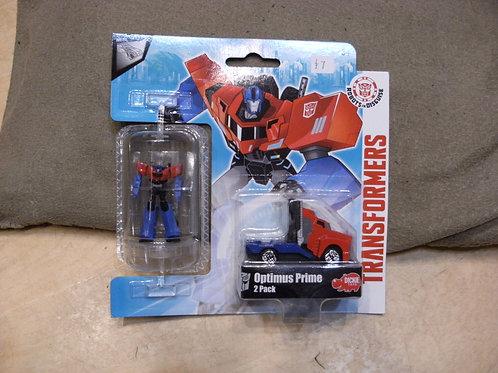 Transformers Optimus Prime 2 pack