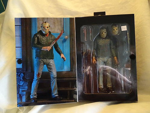 Friday 13th Part 3, 3D action figure and accessories by Neca