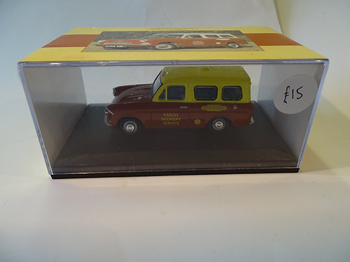 British Railways Parcel Delivery Service van by Oxford