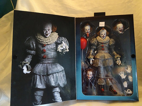 IT Chapter 2, action figure and accessories by Neca
