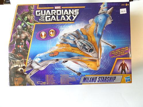 Guardians of the Galaxy 'Milano Starship' model