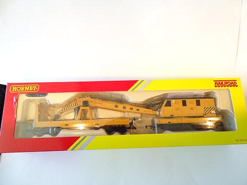 Hornby 00 gauge R6369 Breakdown Crane