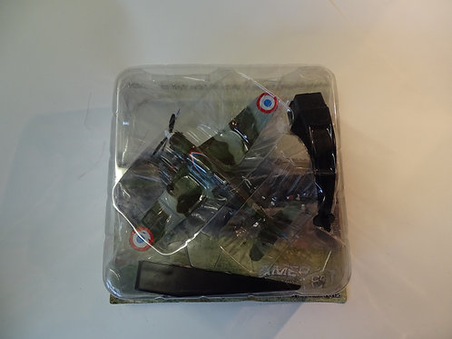 Morane-Saulnier MS.406 semi-diecast model
