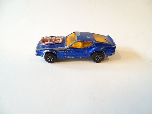 Matchbox Mustang Piston Popper by Lesney