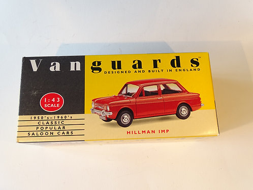 Vanguards Hillman Imp diecast model
