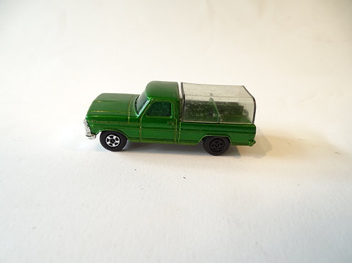 Matchbox Kennel Truck by Lesney
