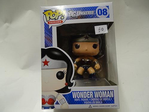 Wonder Woman 'Pop Heroes' figure - DC Universe